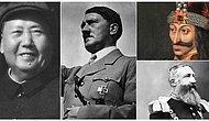 Elindeki Gücü Milyonlarca İnsanın Acı İçinde Ölmesi İçin Kullanan Tarihin En Zalim Hükümdarları
