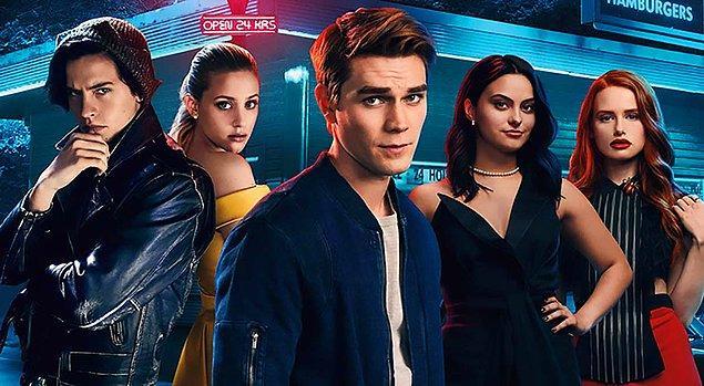 10. Riverdale (2017 - ) - IMDB: 6.8