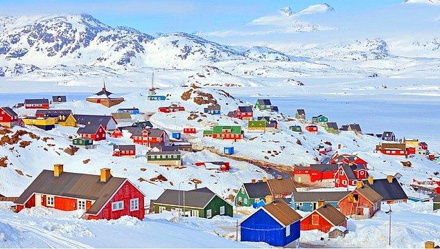 1. Grönland