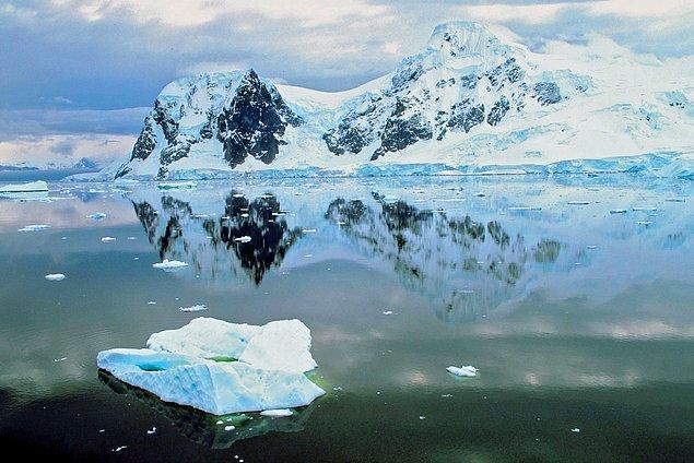 9. Vostok (Antarktika)