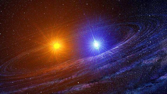 Bu sistemlerdeki yıldızların kimyasal bileşimlerinin benzer olduğu düşünülüyordu.