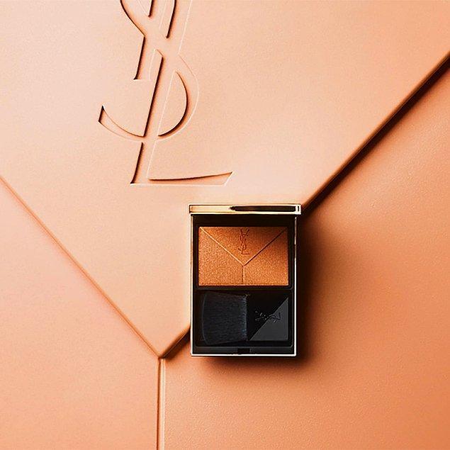 11. Yves Saint Laurent Metalik Highlighter ✨