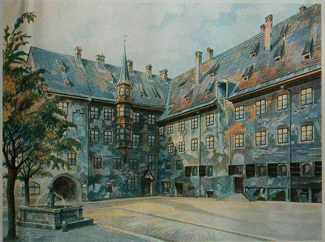 3. Hitler sanat okuluna girebilseydi