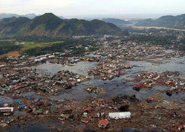 7. Sumatra Tsunamisi
