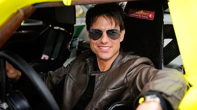 Sizin favori Tom Cruise filminiz hangisi?