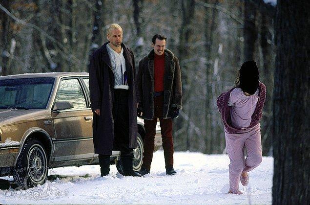 3. Fargo (1996) - IMDb: 8.1