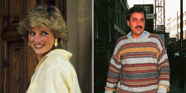 Boşanmanın ardından Pakistanlı kalp cerrahı Hasnat Khan ile aşk yaşamaya başlayan Diana, bu ilişkisinde de mutluluğu bulamadı.