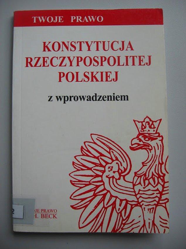 5. Avrupa'da anayasayı ilk kullanan devlettir.