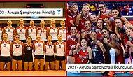 Takım Sporlarında Türkiye'nin En İstikrarlı Branşı Olan Kadınlar Voleybolda Milli Takımımızın Başarıları