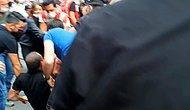 Polis Amirinden Barış Günü Açıklamasına Katılan Kadına: 'Bırakın Gitsin Şu O....'