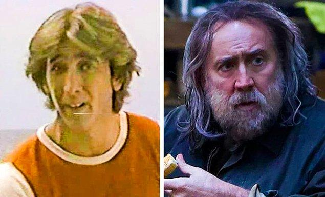 3. Nicolas Cage: The Best of Times (1981) — Pig (2021)