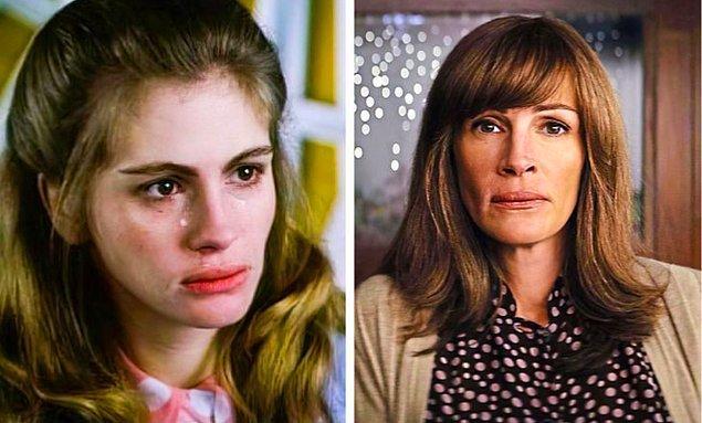 6. Julia Roberts: Crime Story (1987) — Homecoming (2018)