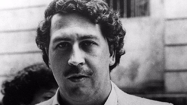 6. Pablo Escobar