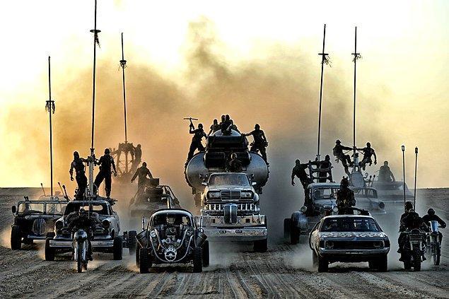 3. Mad Max: Fury Road (2015)