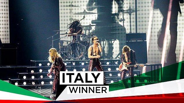 8. Eurovision birinciliği  1️⃣