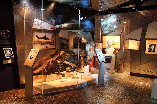 8. Uluslararası Casusluk Müzesi