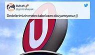 Bakan Karaismailoğlu İstanbul Metrosunun Simgesini Değiştirdiğini Duyurdu, Sosyal Medyadan Tepkiler Gecikmedi