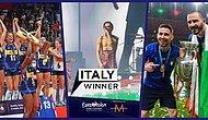 🇮🇹Congratulazioni! 2021 Yılının Tam Bir ''İtalya Yılı'' Olduğunun Kanıtı Olan İtalya'nın Başarıları