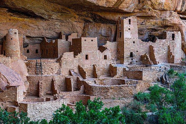 7. Mesa Verde - Colorado, Amerika
