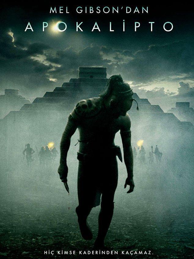1. Apocalypto / Apokalipto (2006) IMDb: 7.8