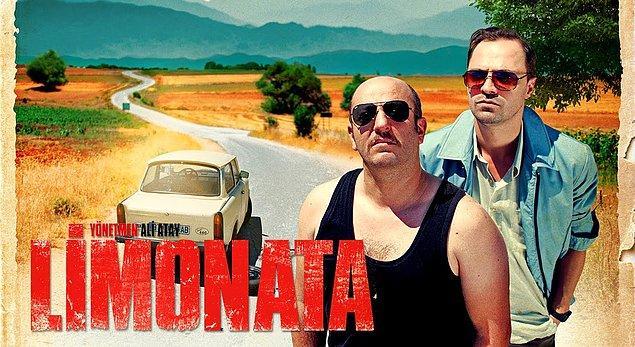 Yönetmenliğe merak saran Atay, yakın arkadaşları Ertan Saban ve Serkan Keskin'in rol aldığı Limonata'yla yönetmenliğe ilk adımını attı.