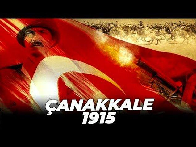 14. Çanakkale 1915 (2012) - IMDb: 6.4