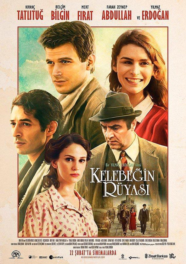 6. Kelebeğin Rüyası (2013) - IMDb: 7.7