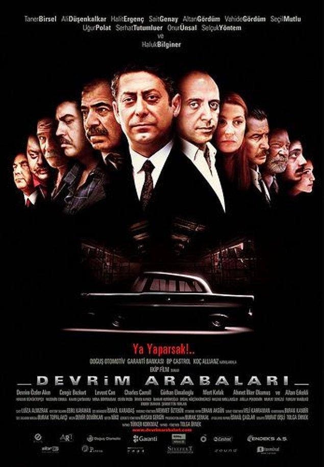 4. Devrim Arabaları (2008) - IMDb: 8.0