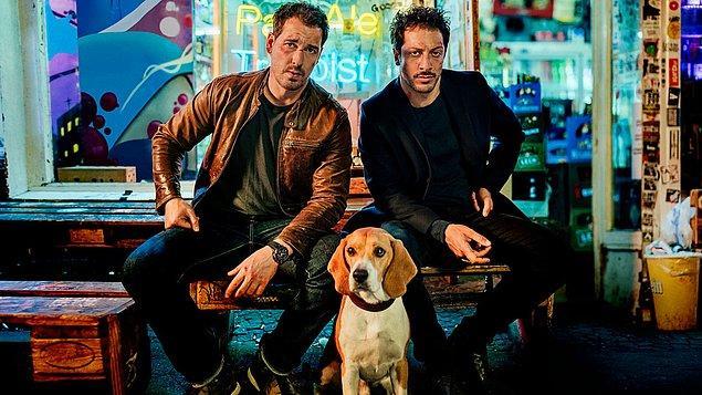 10. Dogs of Berlin