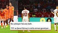 Rezalet! Hollanda'da 6-1'lik Skorla Bozguna Uğrayan Türkiye Dünya Kupası Şansını Zora Soktu