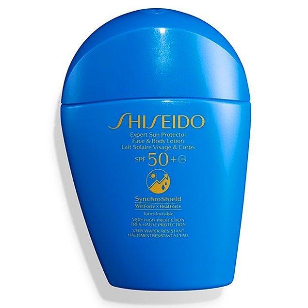 Shiseido Güneş Kremi