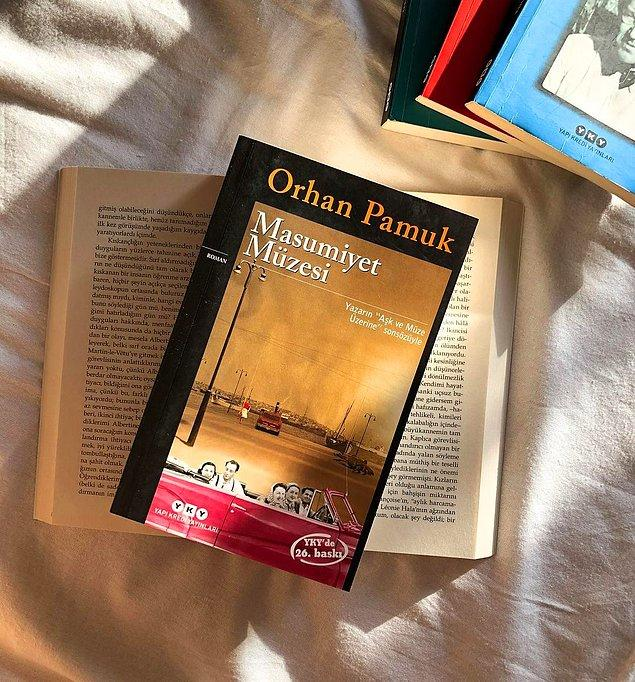 4. Masumiyet Müzesi - Orhan Pamuk
