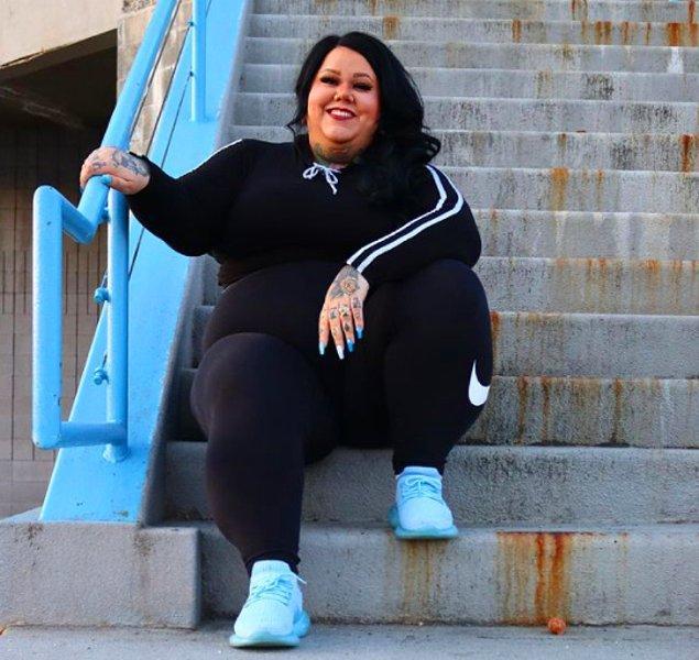 Sizleri Amerikalı rapçi Ray Lin Howard ile tanıştıralım. Sahne adı 'Fat Throphy Wife' olan Ray, ABD'nin Alaska eyaletinde yaşıyor ve sosyal medya mecralarında içerik üretiyor.