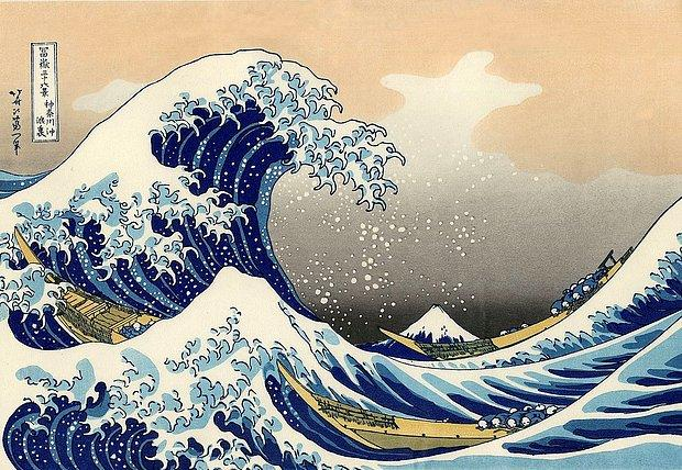 Kanagawa'nın Büyük Dalgaları