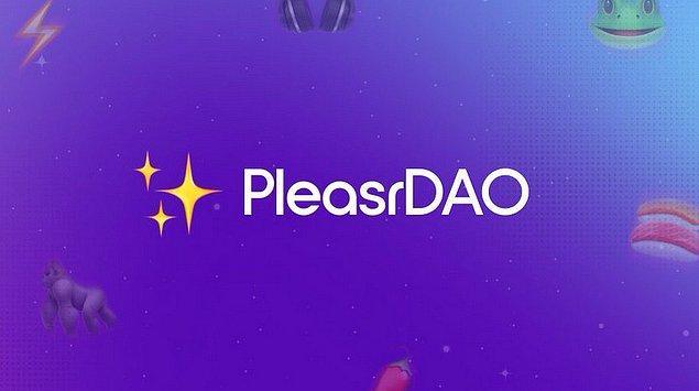 Bir yatırım kollektifi olan PleasrDAO, Haziran ayında orjinal DOGE NFT'sini satın almıştı!