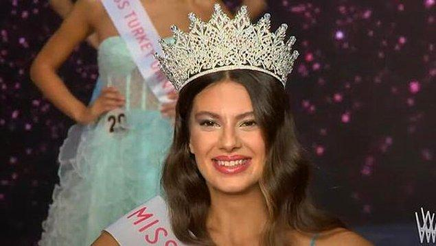 Miss Turkey birincisi Dilara Korkmaz'ın, Miss Turkey 2010 yılında 4. olan ve ülkemizi Miss International'da temsil eden Dilay Korkmaz'ın kardeşi olduğu öğrenildi.