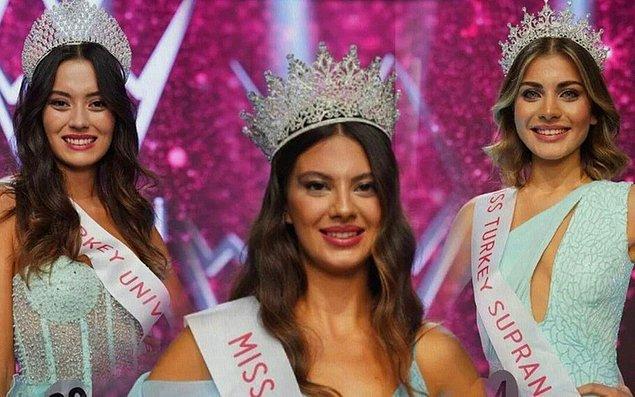 Biz de güzellerimizi tebrik ediyor ve katılacakları uluslararası yarışmalarda başarılar diliyoruz.