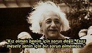 Bilim İnsanı Olmak İsteyen Kız Çocuğuna Einstein'ın Yazdığı İlham Verici Mektup!