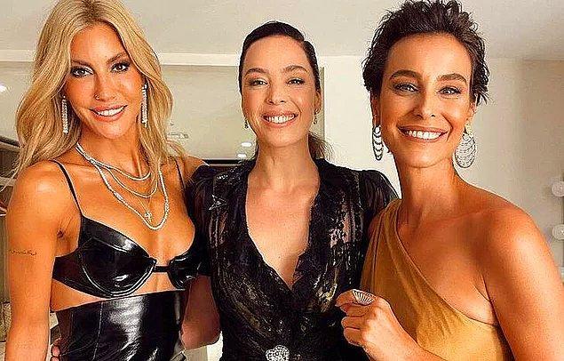 Jüri koltuğunda Çağla Şıkel, Azra Akın ve Arzum Onan gibi isimlerin oturduğu Miss Turkey 2021'nin birincisi,