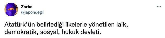 1. Pek çok Twitter kullanıcısı '@laiksokrates'in bu yorumuna birbirinden haklı ve komik yanıtlar verdi: