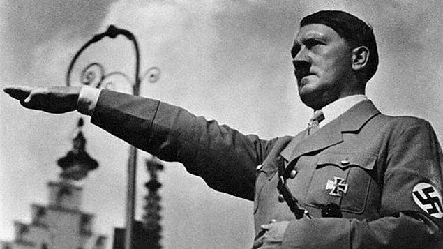 12. Adolf Hitler