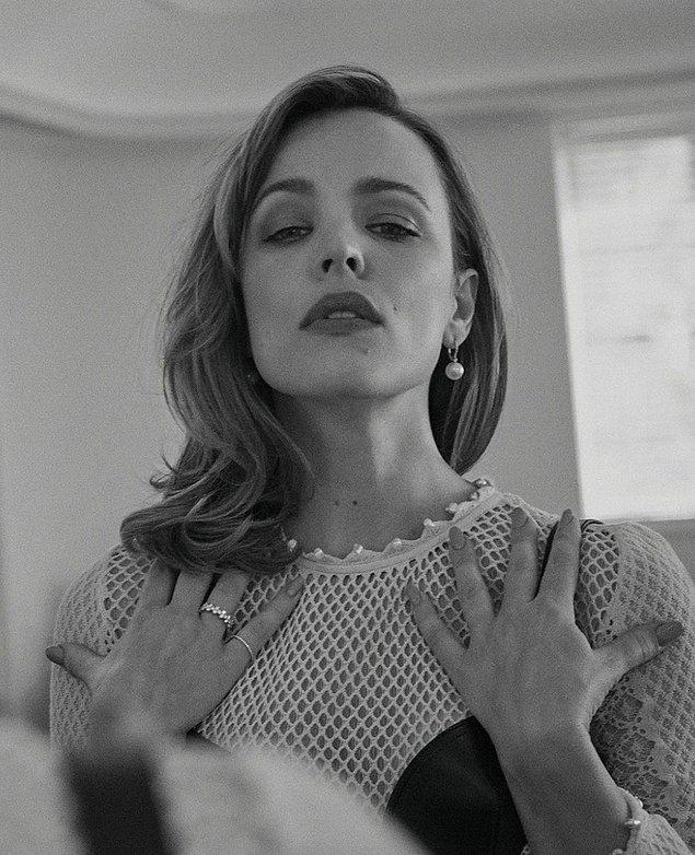 Bakalım ilerleyen projelerde bizleri nasıl bir Rachel McAdams bekliyor olacak...😍