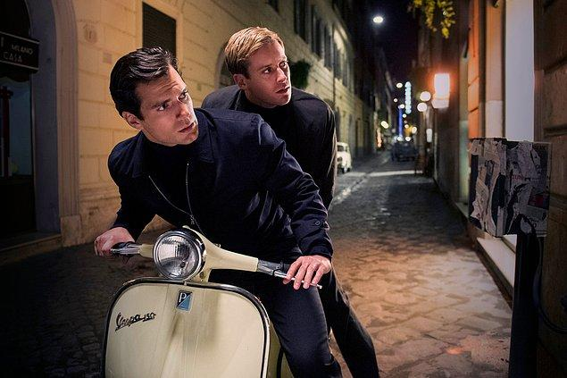 50. The Man From U.N.C.L.E. (2015)