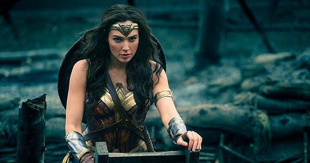 43. Wonder Woman (2017)