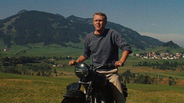 34. The Great Escape (1963)