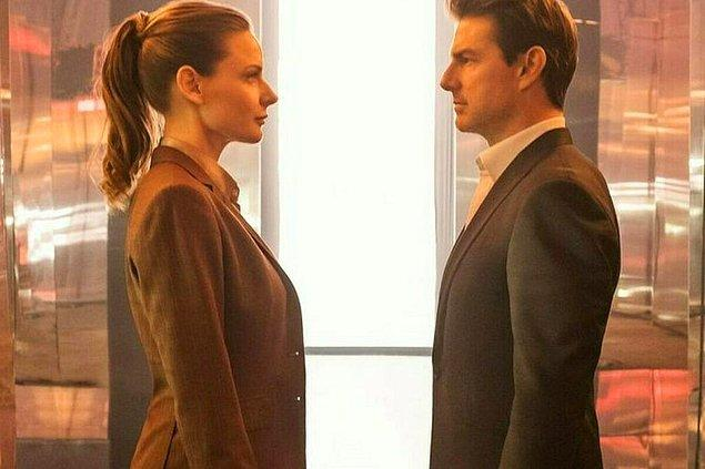 18. Mission: Impossible – Fallout (2018)