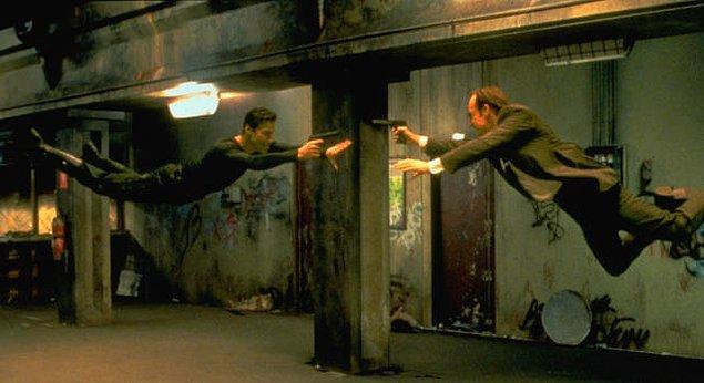 6. The Matrix (1999)