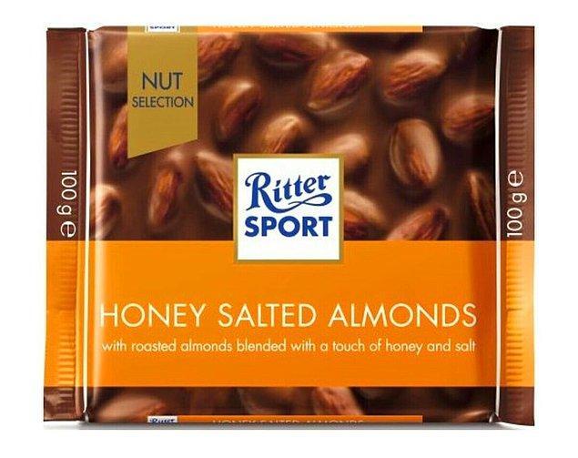 12. Kahvenizin yanına Ritter Sport çikolata almayı da unutmayın...