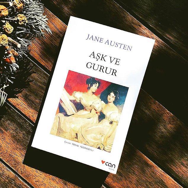 5. Aşk ve Gurur - Jane Austen