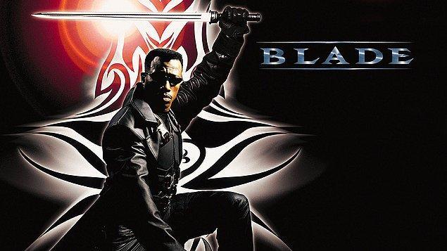 14. Blade (1998) - IMDb: 7.1